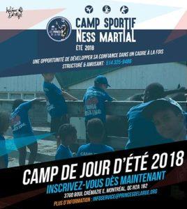 SEMAINE DE RELÂCHE – CAMP DE JOUR 2018