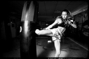Muay Thai & Kickboxing Spécial femmes